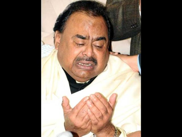 MQM chief Altaf Hussain sentenced to 81 yrs in jail by Pak court