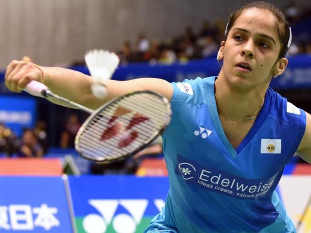 Saina Nehwal,Denmark Open Super Series Premier Event,Ajay Jayaram