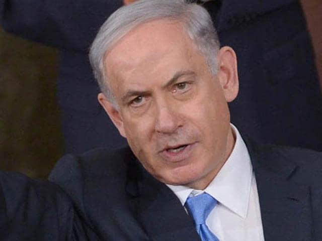 Israel PM Benjamin Netanyahu.