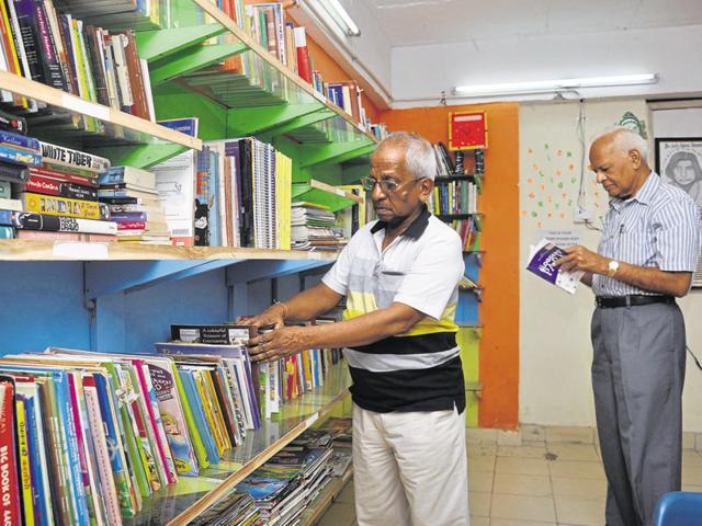 Those in charge of these community libraries say that they see little presence of readers from younger age groups.