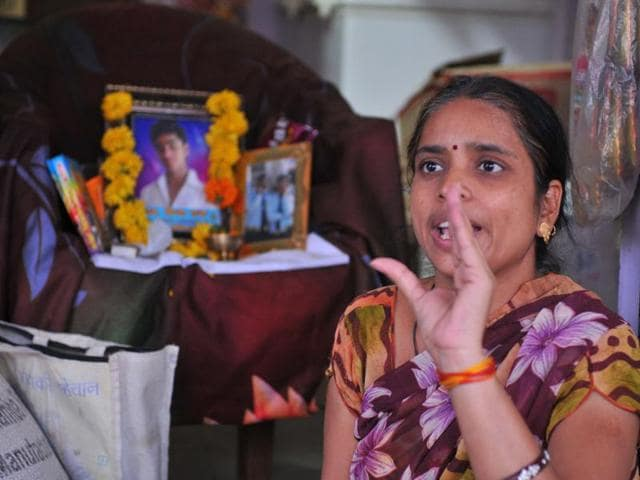 A heartbroken Kavita Tank talks about his son Prince.