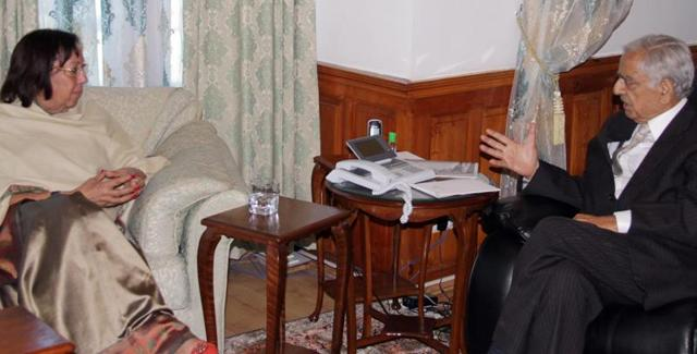 Mufti urged the minister to create awareness among more and more people so that they could avail the benefits of the schemes.