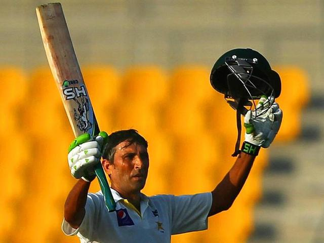 England vs Australia three-Test series,Younis Khan,Javed Miandad