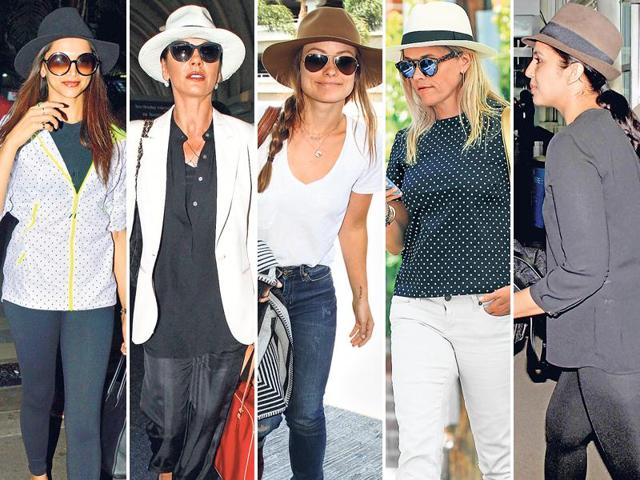 Top-off your favourite look with Fedoras this season.