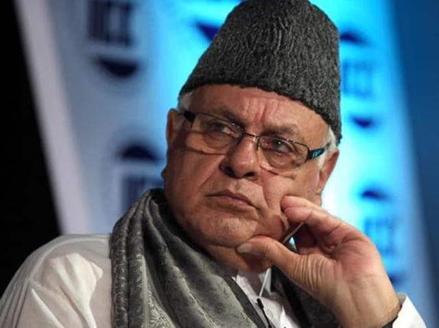 Farooq Abdullah,National Conference,Jammu