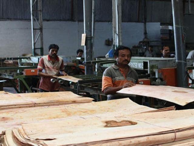 plywood industry,revival,Yamunanagar