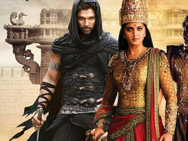 Anushka Shetty essays the role of Rudhramadevi, the 13th century Kakatiya queen who ruled the Warangal region of Andhra Pradesh, in the film.