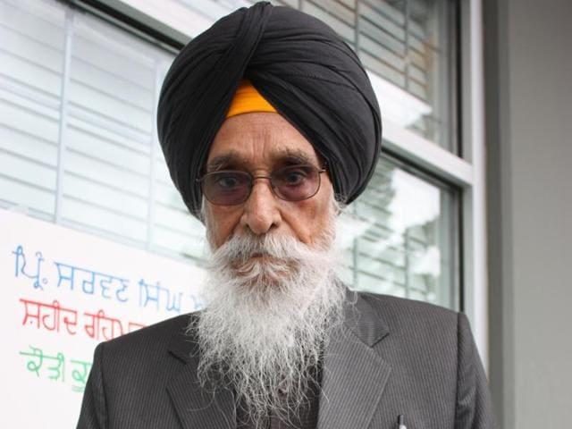 Sarwan Singh Aujla.