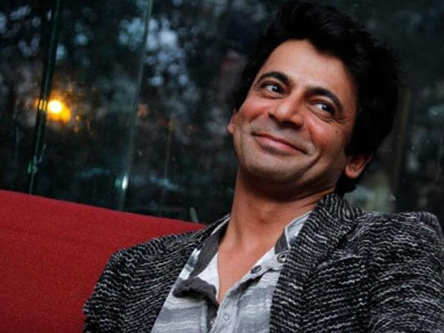 Chandigarh,Sunil Grover,Comedy Nights with Kapil