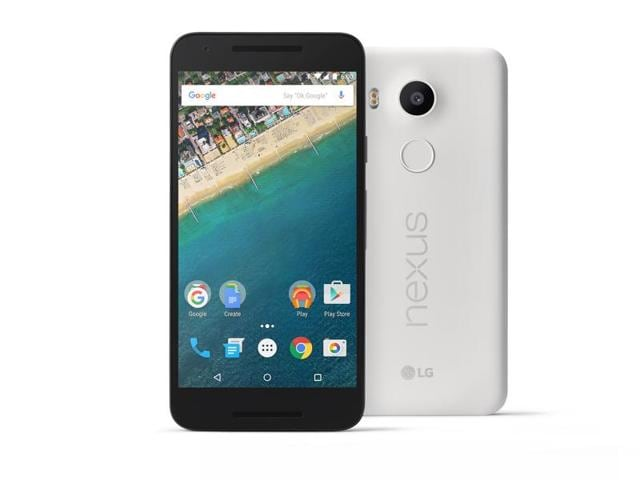 Google,Nexus 5X,Android