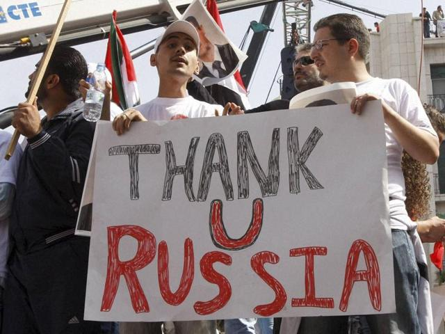 Syria,Russia,Moscow