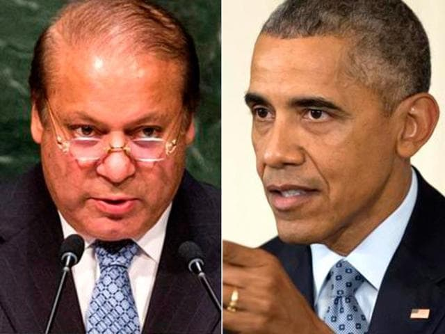 Pakistan prime minister Nawaz Sharif will discuss the stalled dialogue between Pakistan and India with US President Barack Obama during their upcoming meeting on October 22.