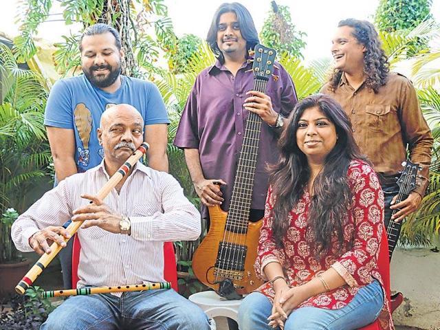 Mekaal Hasan,Shiv Sena,Sufi Band