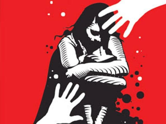 The four-year-old girl had been raped in the capital's Keshav Puram area.