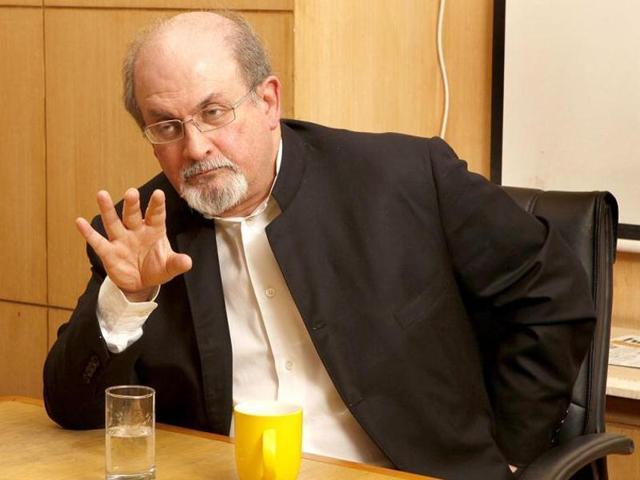 'Modi Toadies': Salman Rushdie hits back at social media detractors