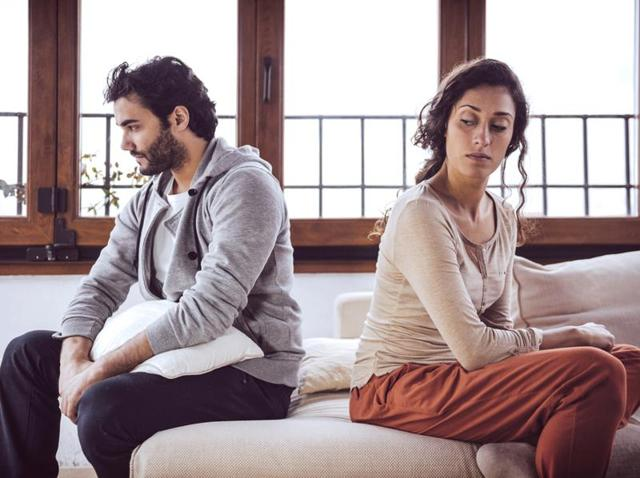 Talking things out with your partner can undo much of the damage, the findings showed.