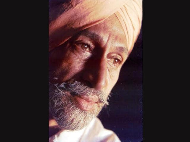 Gurdial Singh (82), the most celebrated of living Punjabi writers whose writing has focused on the economically and socially marginalised people in rural Punjab.
