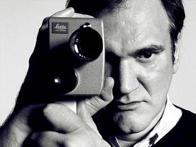 Director Quentin Tarantino is back.