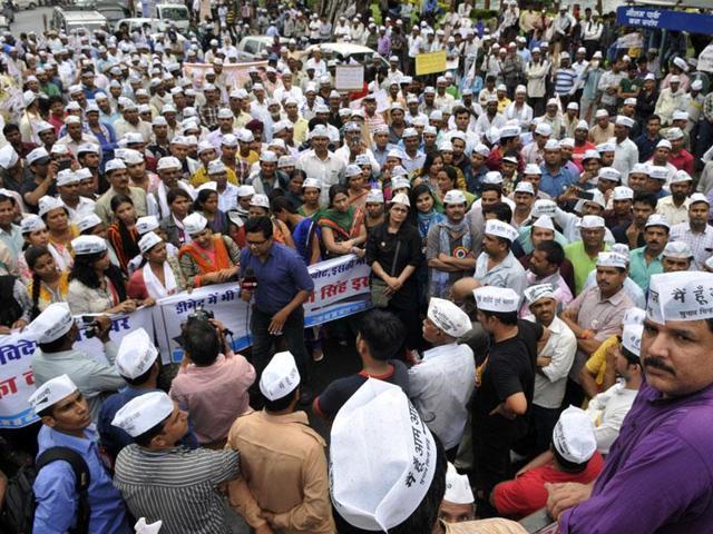 Aam Aadmi Party,AAP MLAs,Fund-raising