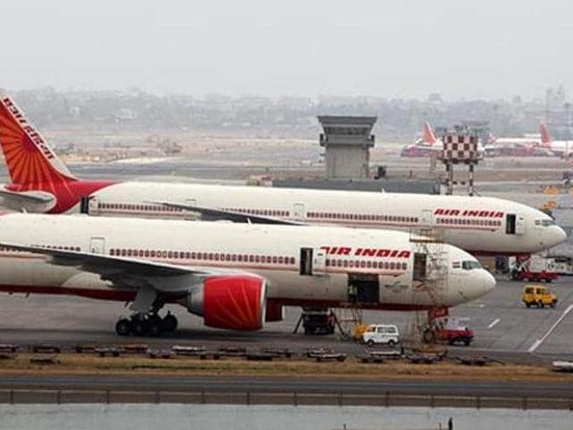Air India,low-cost carrier,RN Choubey