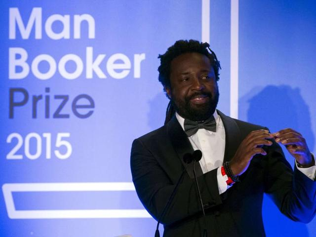 Marlon James became the first Jamaican winner of the prestigious Booker Prize for fiction.