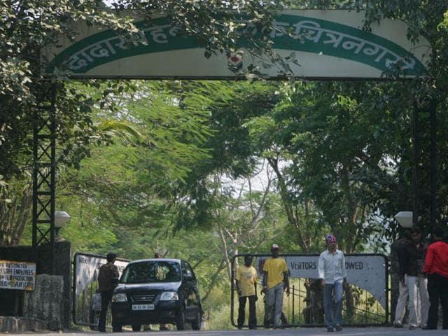 Filmcity  in Goregaon, Mumbai