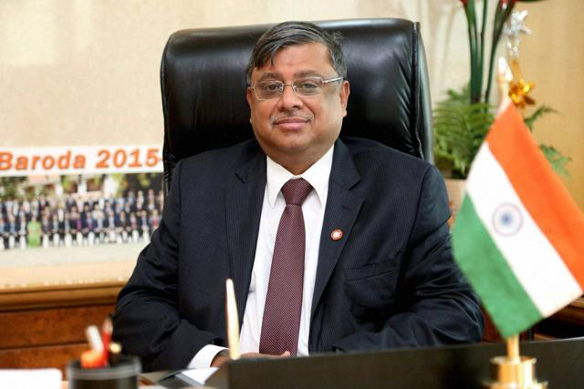 P S Jayakumar is the Managing Director & CEO of Bank of Baroda.