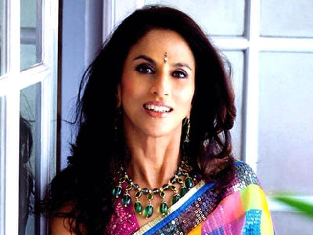 File photo of Shobha De.