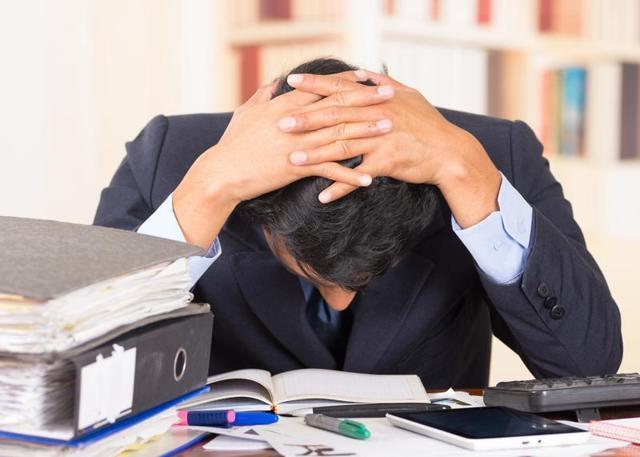 Stress,Work Stress,Stroke