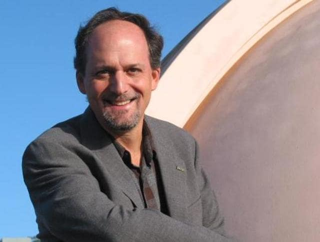 Disgraced astronomer Geoffrey Marcy. Marcy resigned from his post at the University of California, after an investigation found him guilty of sexually harassing female students over the course of his tenure.