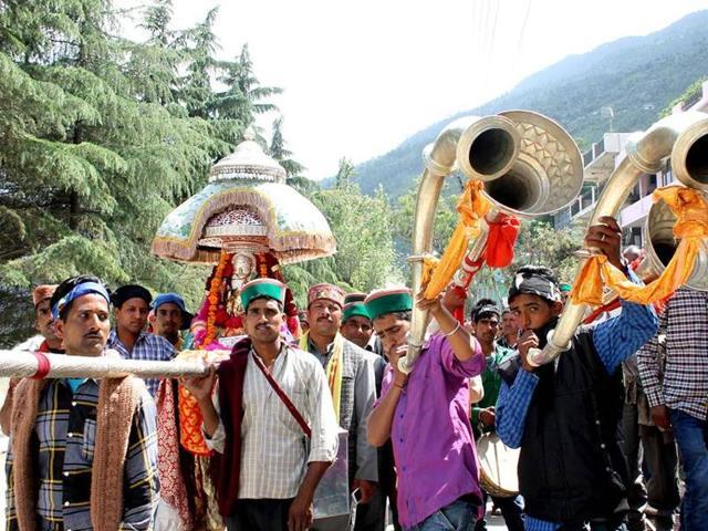 Kullu,Himachal Pradesh,Dussehra
