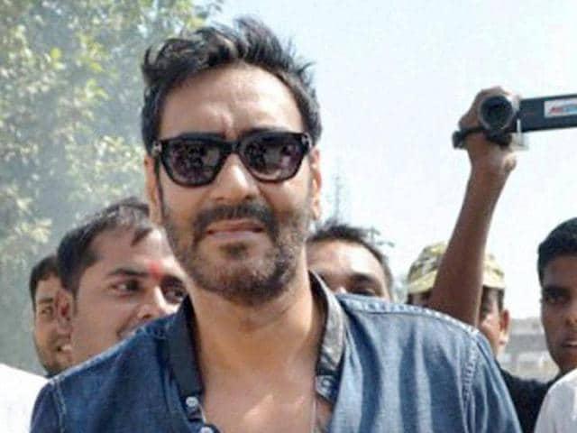 Ajay Devgn,Bollywood actor
