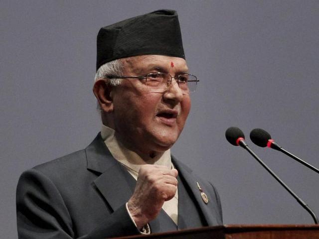 Nepal PM,Khadga Prasad Oli,Madhesi parties