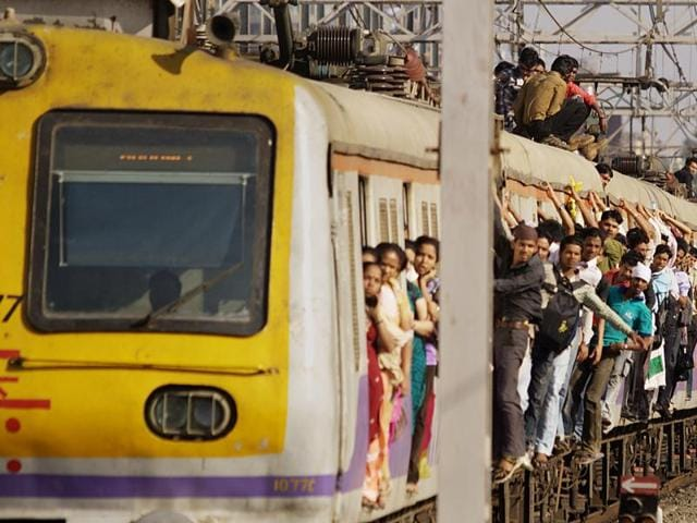 The affidavit by Central and Western Railways stated that around 40 lakh passengers use the local trains each day.