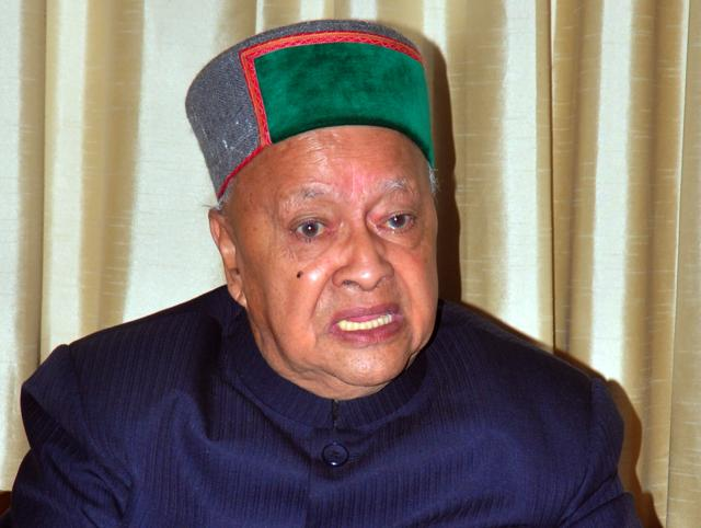 Himachal Pradesh chief minister.