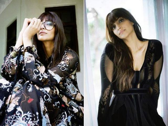 Recently, Sonam did a photo shoot for a popular British fashion magazine, in which she was seen in a totally different look.