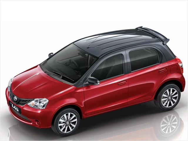 Toyota Liva has less technical and more cosmetic changes.