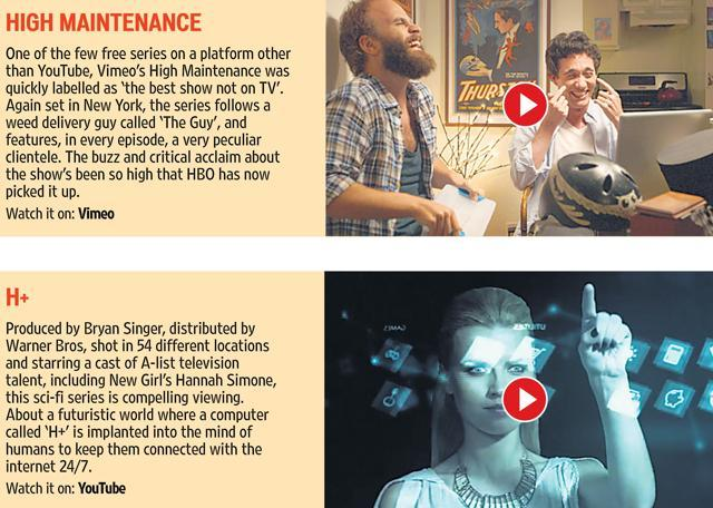 Indian audiences welcome web series with open arms   tv