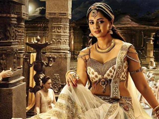 Anushka Shetty,Rudhramadevi,Review