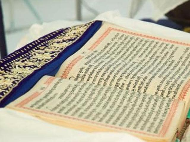 Villagers said a woman, who had gone to the gurdwara for reciting gurbani at 3 pm, found as many as 21 pages of a 'bir' of Guru Granth Sahib torn. She immediately brought the incident to the notice of other villagers, who then started assembling outside the gurdwara.