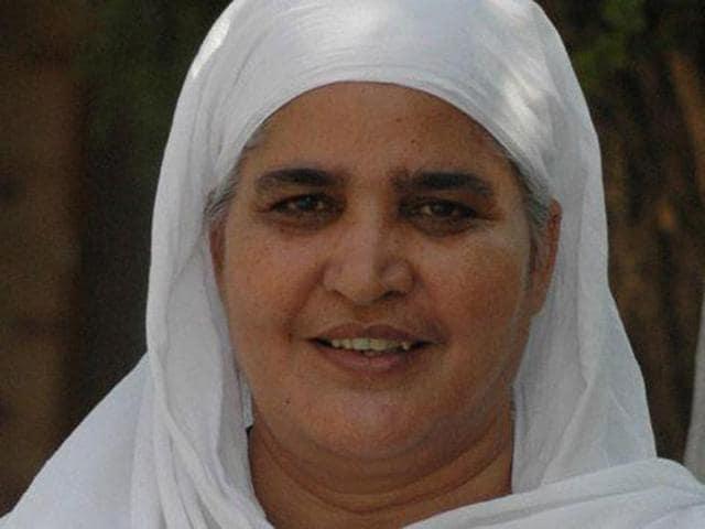 President of Shiromani Akali Dal's women's wing, Bibi Jagir Kaur