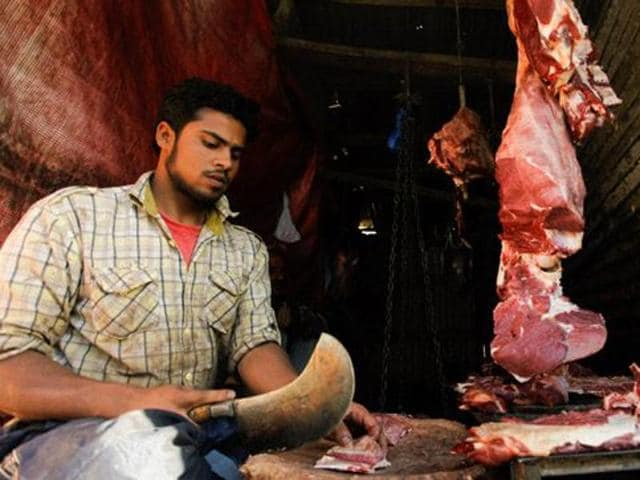 BJP,Lucknow,Cow slaughter
