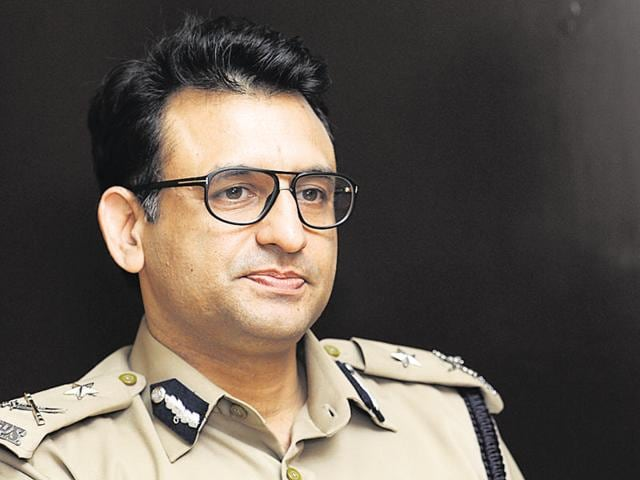 Navdeep Singh Virk joined as Gurgaon police commissioner on November 23, 2014, from inspector general of police (IGP) Security Chandigarh.
