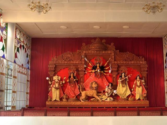 Durga puja,Navratri,Powai
