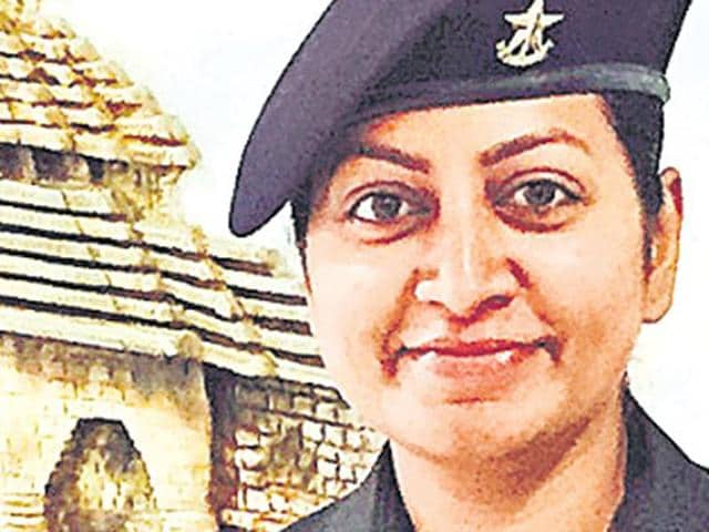 Lt Col Mitali Madhumita