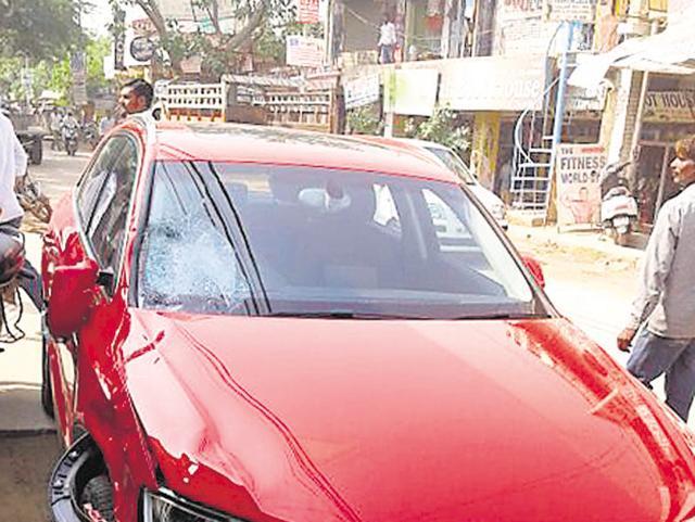 Gurgaon,rash driving,road safety