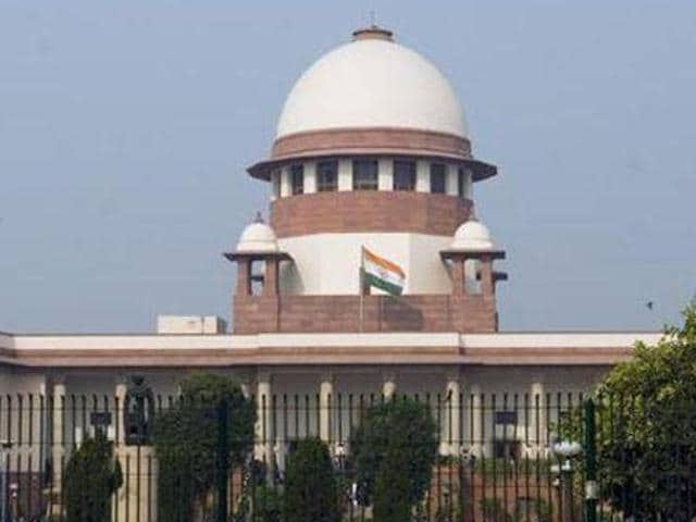 File photo of Supreme Court of India. The apex court , on October 16, 2015, struck down the NJA C and restored the Collegium system of appointing judges in higher judiciary.