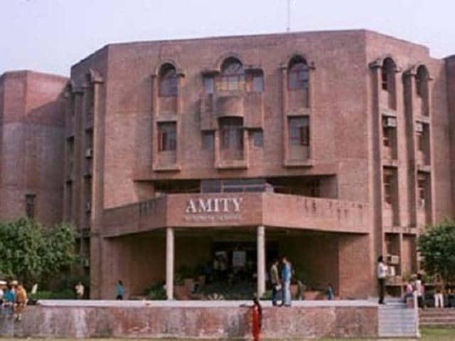 Amity student killed