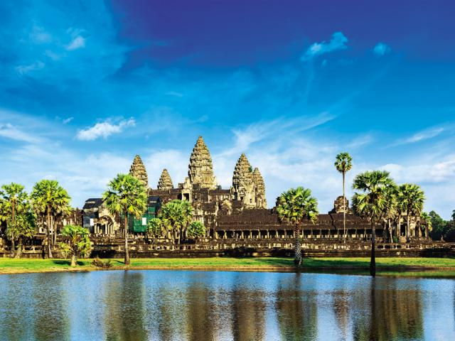 Angkor Wat was built as a Hindu temple in the 12th century (Photo: iStock)