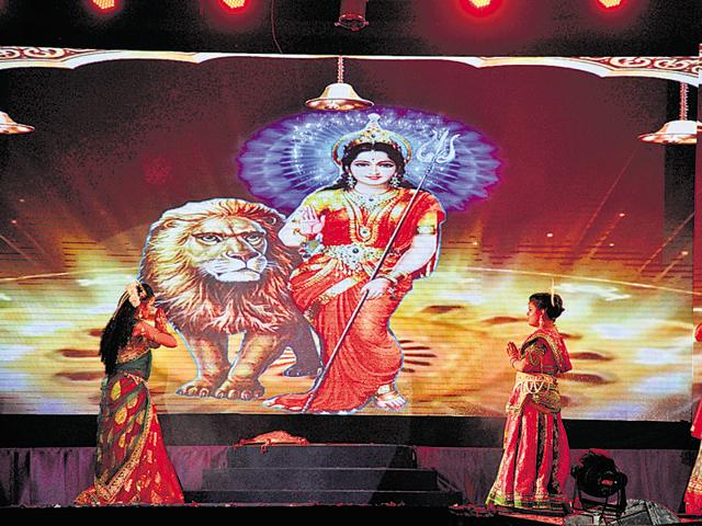 Parts such as Sita Swayamvar and Ram Rajyabhishek have become more colourful and thrilling for the audience.